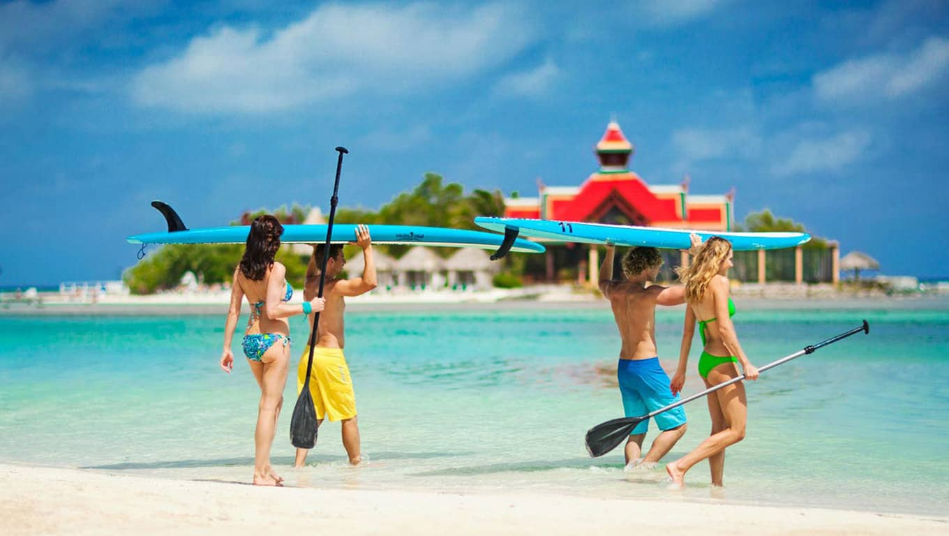 Sandals Resorts - Unlimited Water Sports